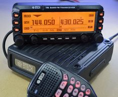 Baofeng just launched the triband UV-50X3 mobile radio and it looks like a jab, cross and left hook to the established japanese manufacturers who were caught dreaming about DMR, C4FM, D-STAR and other leprechauns.