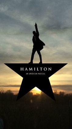 Hamilton Hamilton Quotes, Hamilton Fanart, Hamilton Logo, Hamilton Star, Theatre Nerds, Musical Theatre, Theater, Hamilton Background, Hamilton Wallpaper