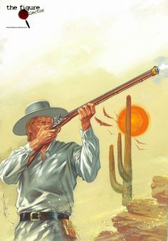 Ken Parker, Le Far West, Mountain Man, Western Art, Westerns, America, Baseball Cards, Comics, Painting