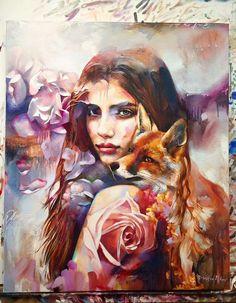 Artist - Dimitra Milan