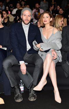 Celebrities at Fashion Week Fall 2015   POPSUGAR Fashion