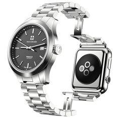 Watches, Parts & Accessories Independent Luxury Steinhausen Cherrywood Watch Display Case Jewelry & Accessories