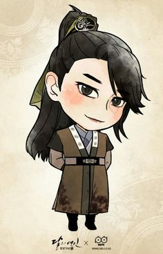 The Prince, So Moon Lovers: Scarlet Heart Ryeo 달의 연인-보보경심 려 Moon Lovers Quotes, Moon Lovers Drama, Cinderella Original, Cute Couple Art, Scarlet Heart, Fanart, Drama Korea, People Art, Song Hye Kyo