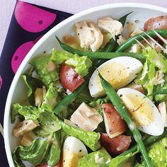 Simplified Salad Niçoise - Clean Eating - Clean Eating