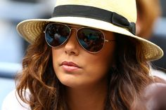 Eva Longoria Photos: 2012 US Open - Day 8