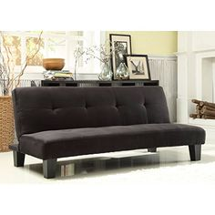 Chelsea Lane Tufted Mini Sofa Bed Lounger  *** You can find out more details at the link of the image.