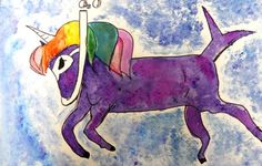 Check out student artwork posted to Artsonia from the Hybrid Animal Watercolor painting project gallery at Wayland Union Middle School.