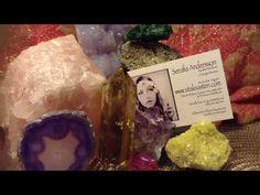 Live sändning från FB - vägledd meditation träffa guide och få budskap - YouTube