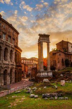 Rome,the eternal city