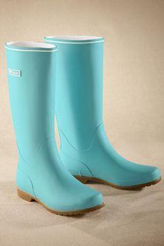LOVE/ Tretorn Kelly Rainboot - Womens Pull-on Rainboot, Matte Finish Rainboot, Tretorn Rainboot | Soft Surroundings
