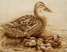 Paddle Pyrography: A Marriage of Fire and Water — Canadian Canoe ...