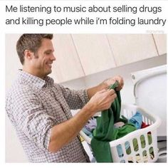 That about sums it up. #paradox #homelife #laundry #music #hobby #darkstories New Memes, Dankest Memes, Funny Memes, Hilarious, Funny Tweets, Funny Gifs, Funny Quotes, Funny Sports Memes, Sports Humor