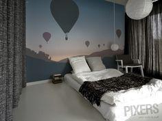 Wall Mural Baloons wall mural • Inspirations • PIXERSIZE.com