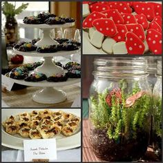 Woodland Themed Baby Shower by Life Rearranged