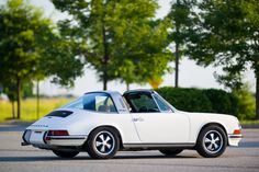 1973 Porsche 911S Targa Maintenance/restoration of old/vintage vehicles: the material for new cogs/casters/gears/pads could be cast polyamide which I (Cast polyamide) can produce. My contact: tatjana.alic@windowslive.com