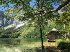Einmal rund um die Langbathseen, bitte!   Wiederunterwegs.com Cabin, Mountains, House Styles, Nature, Travel, Home Decor, You're Welcome, Round Round, Naturaleza