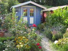 Gartenhaus streichen - Vorschläge ? - Seite 1 - Gartengestaltung - Mein schöner Garten online