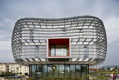 Noain City Hall - Architizer