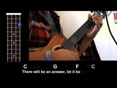 """Learn the PICKING for this song at - http://ukuleleunderground.com/2013/01/uke-lesson-62-let-it-be-the-beatles/    Play along with Aldrine as he jams """"Let It Be"""" by The Beatles on the Ukulele!  Learn the chords, strumming pattern, and picking for this song with the full free Uke Lesson video at http://ukuleleunderground.com/2013/01/uke-lesson-62-l..."""