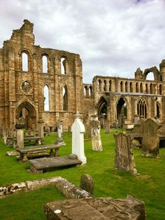 Elgin Cathedral Ruins in Moray damaged during a fire in 1390.
