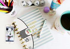 Uma ferramenta de organização fantástica para planejar a realização de objetivos