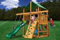 Kinder Spielplatz im Hinterhof bauen 25 Ideen für