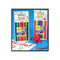 Wikki Stix - use for graphing functions / transformations!