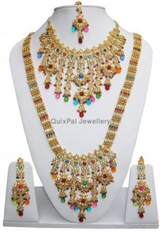 Bollywood jewelry