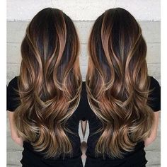 9 hottest balayage hair color ideas for brunettes in 2017 7