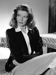 Katharine Hepburn, 1940s