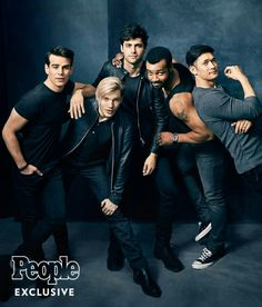 The Guys of Shadowhunters Prove Why They're the Hottest Supernatural Stars Cassandra Clare, Clary Und Jace, Life After Denim, Supernatural Star, Shadowhunters Season 3, Cassie Clare, Shadowhunters The Mortal Instruments, Matthew Daddario, The Dark Artifices