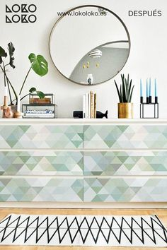 How to Create a Gallery-Style Photo Wall Hack Ikea, Ikea Malm, Chalk Paint, Ideas Para, Diy Crafts, Mirror, Hacks, House, Painting