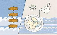 Agenturküche: Fischstäbchen – Der Klassiker aus der Kindheit #illustration #rezept #fisch