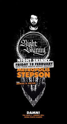 Night Skinny Crew Live in Bg