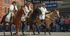 Defeat of Jesse James Days - September 5-9, 2012 - Northfield, MN