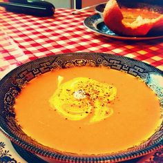 Hairy dieters golden vegetable soup