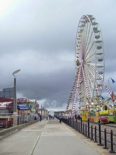 The Carnival at Bray, Ireland. . From Music, Ireland, Love: The Carnival at Bray