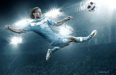 Football - 3 / FC Dnipro promo posters 2012 on Behance