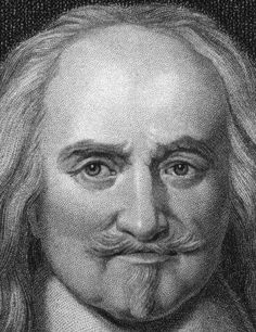 Thomas Hobbes (1588 – 1679) was an English philosopher, best known today for his work on political philosophy.