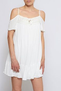 #mimaleta10 Cold Shoulder Dress, Nice, My Style, Hair, Clothes, Shopping, Dresses, Fashion, Vestidos