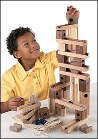 Blocks and Marbles Super Set - Gifts