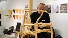 100 years of Hans J. Wegner_The Wishbone chair