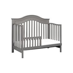 DaVinci Brook 4-in-1 Convertible Crib with Toddler Bed Conversion Kit in Finish, Slate  http://www.babystoreshop.com/davinci-brook-4-in-1-convertible-crib-with-toddler-bed-conversion-kit-in-finish-slate/