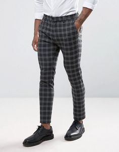 7869ff0fd7 12 Best Plaid pants images in 2019 | Man fashion, Men's clothing ...