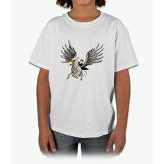Hippogriff Flight Harry Potter Young T-Shirt