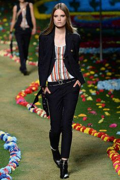 Tommy Hilfiger Spring 2015 Ready-to-Wear
