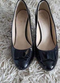 Kup mój przedmiot na #vintedpl http://www.vinted.pl/damskie-obuwie/na-wysokim-obcasie/18278579-czarny-szpilki-37-zebra