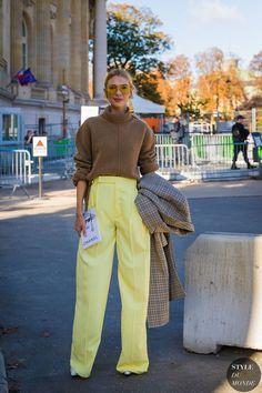 Paris SS 2018 Street Style: Roberta Benteler