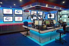 Capital Radio Studio London. GORGEOUS
