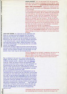 Jan van Toorn _ Documentaire no.07, 1978